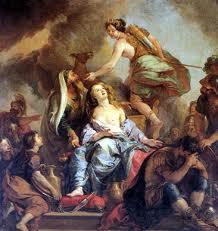Artemisa al rescate de Ifigenia