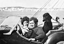 Norman Mailer al volante