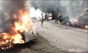 Los peligros de las carreteras secundarias