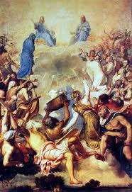 La Gloria (Tiziano, Museo del Prado)