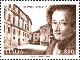 Giacomo Leopardi (1798-1837)