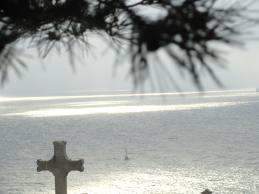 El cementerio marino (Séte, sur de Francia)