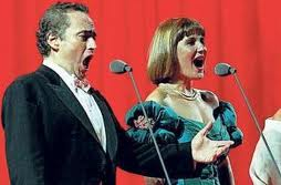 Y una voz para cantar