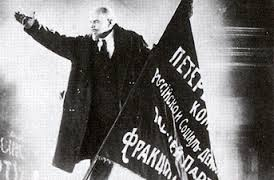 Lenin en Octubre (Eisenstein)