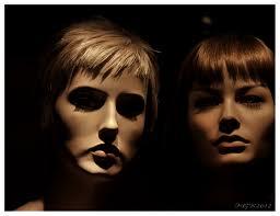"""""""O make me a mask"""" (Dylan Thomas)"""