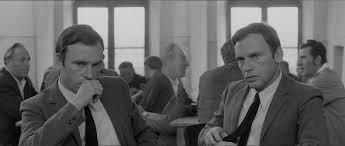 El hombre que miente (Alain Robbe-Grillet, 1968)