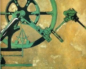 Máquina antifuncional de Francis Picabia