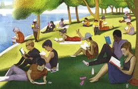 La isla de los lectores