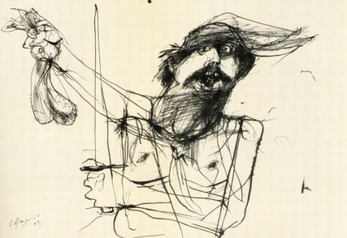 El matadero ilustrado (por Carlos Alonso)