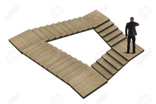 Maze with no exit
