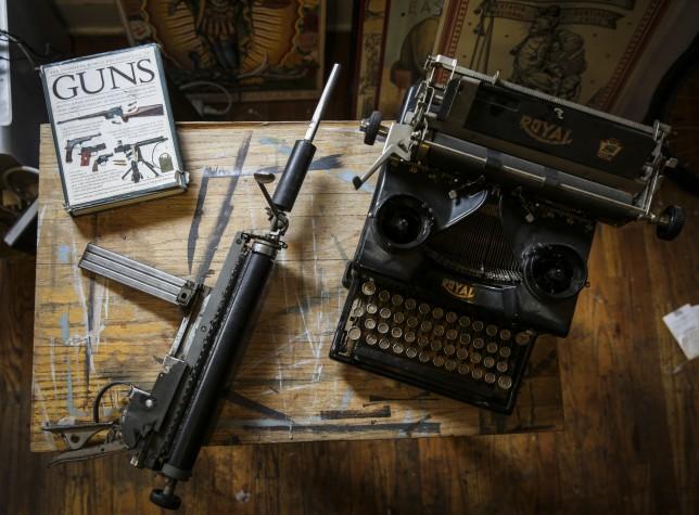 type&gun